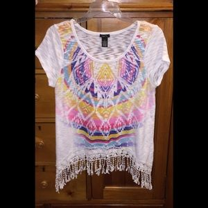 💕woman's size xl rue 21 top